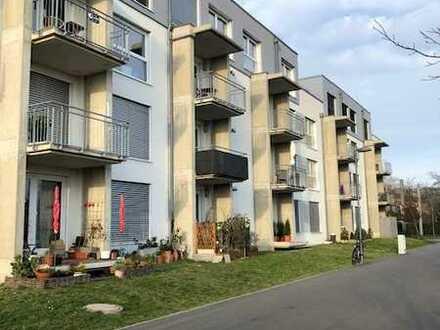 Heidelberg-Wieblingen, 4-Zimmer-Wohnung mit Terrasse