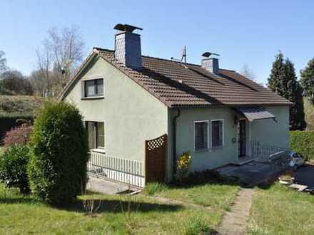 WOHNEN AUF ZEIT - Freistehendes Einfamilienhaus in idyllischer Lage