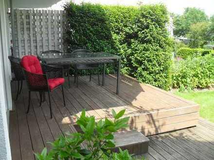 Sonniges Zimmer inklusive Garten, Terrasse, Nebenraum, separater Eingang, Winnenden