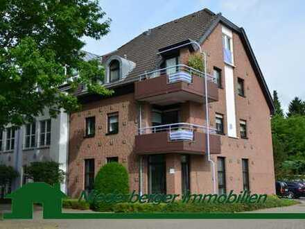 RESERVIERT! KR-Bockum–Barrierefreie Büro-/ Praxisräume auf ca. 170 m², inkl. 9 PKW-Stellplätze!!!