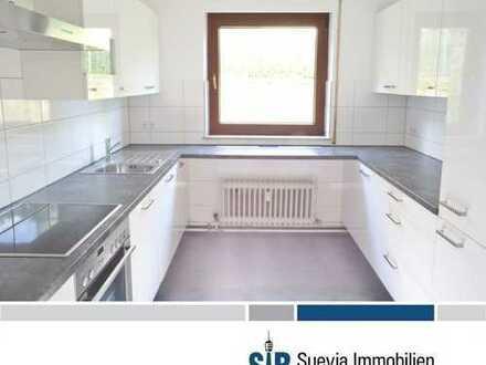 Großzügige 5,5-Zimmer-Maisonette mit sonniger Terrasse, TG-Stellplatz in guter Lage von Gerlingen