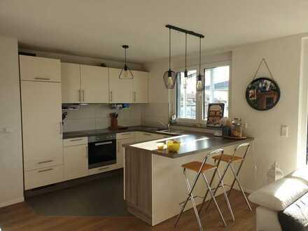 3-Zimmer-Wohnung DG in Eimeldingen