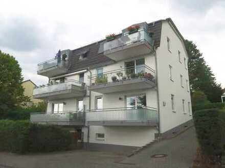Junge, helle Studiowohnung im Maisonettestil auf den beliebten Nordhöhen mit Balkon und Fernsicht