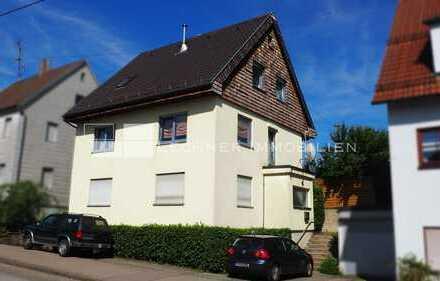 #willkommendaheim | Teilmodernisiertes 3-Familienhaus auf tollem Grundstück