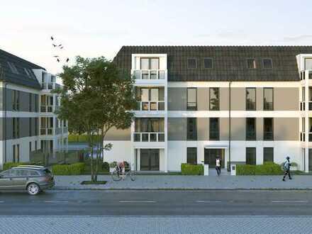 Neubauprojekt: B1 - 2 Raum Wohnung am Scharmützelsee