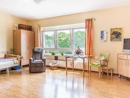 Rendite de luxe - 1-Zimmer-Pflegeapartment