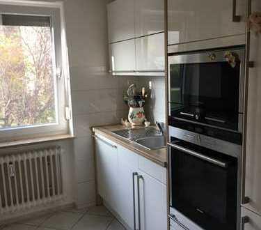 Gepflegte 5-Zimmer-Wohnung mit Balkon und EBK in Waldkirch