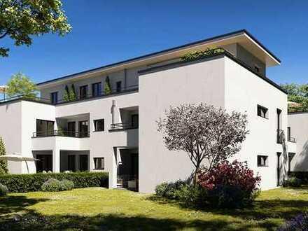 Erdgeschosswohnungen mit Terrasse und Garten im Crocus Carree