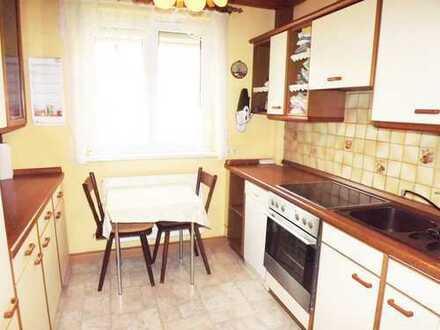 Preiswerte 2-Zimmer-Erdgeschosswohnung mit Balkon in Amberg