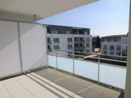 "Erstbezug ""Unser Park"" 3-Zimmer-Wohnung im II. OG rechts"
