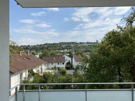 Ruhige, modernisierte 3,5-Zimmer-Wohnung mit 2 Balkonen in Tübingen