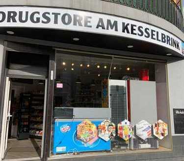 Einmalige Chance !! Der beliebte(ste) Kesselbrink-Kiosk in Bielefeld wird verpachtet