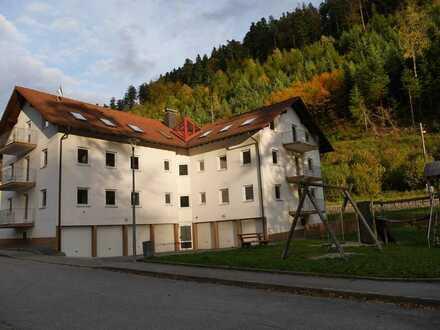 (7)Gepflegte 3-Zimmer-Wohnung mit Balkon in Hornberg