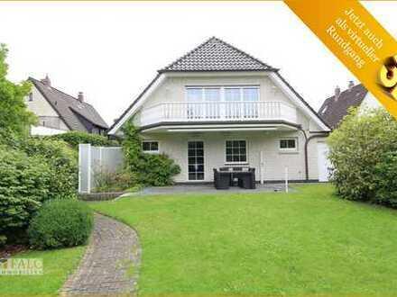 V E R K A U F T ! Exclusives Traumhaus in Oldenburg-Eversten