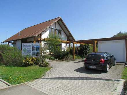 Architektonisch hochwertiges Einfamilienhaus mit gewerblicher Nutzung (Büro)