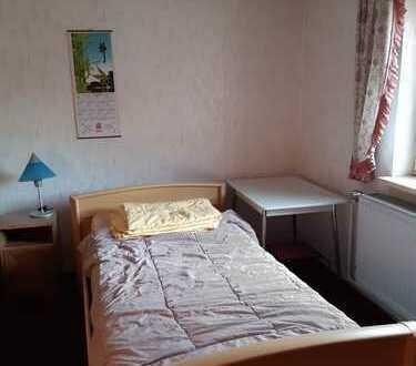 WG-Zimmer warm, zentrumsnah