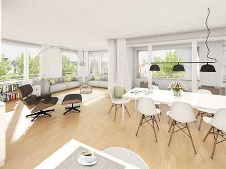 Moderne Eigentumswohnung im Zentrum Wendlingens