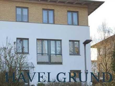 Zur Selbstnutzung: 1-Zimmer ETW mit Gartenanteil und Tiefgarage - Falkensee / Herlitz-Siedlung