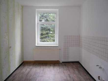Schicke sanierte 3-Raum-Wohnung in Auerbach