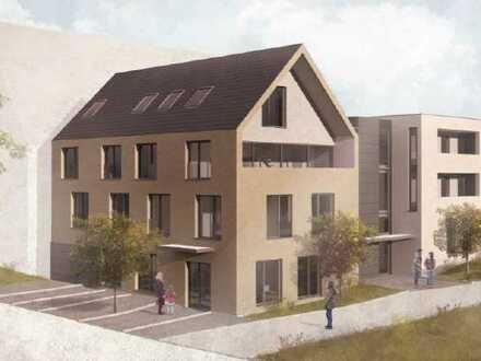 4-Zimmer-Wohnung Nr. 8 Am Fuße der schwäbischen Alb - Mehrfamilienhaus in Bissingen