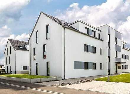 Exklusive, lichtdurchflutete Drei-Zimmer-Wohnung in Senden