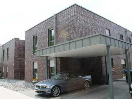 Exklusive Wohnung mit Garten und Carport, zentrumsnah