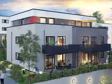 Penthouse - Wohnung mit Aufzug bis in die Wohnung und Dachterasse mit Südausrichtung