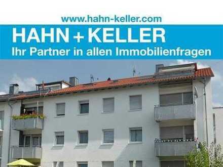 Das ideale Objekt am Rand von Möhringen. 4 Zi.-Whg. mit Balkon.