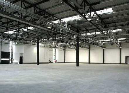 2.500 m² projektierte Hallenfläche im Raum Offenbach *PROVISIONSFREI* zu vermieten!