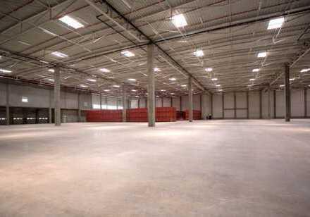 Lagerhalle mit ca. 4.500 m² zu vermieten