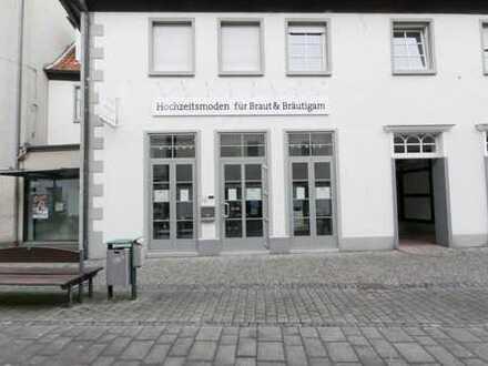 Großzügiges Ladenlokal in der Werler Innenstadt zu vermieten!