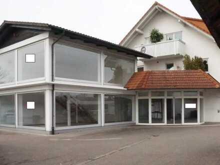Im Alleinauftrag: Ladenfläche mit ca. 280 qm in Lichtenau/Zentrum, günstiger Mietpreis