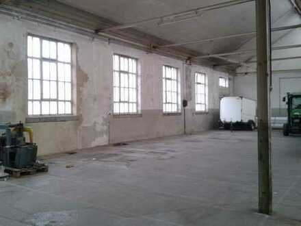Lagerfläche unbeheizt ca. 250 m²