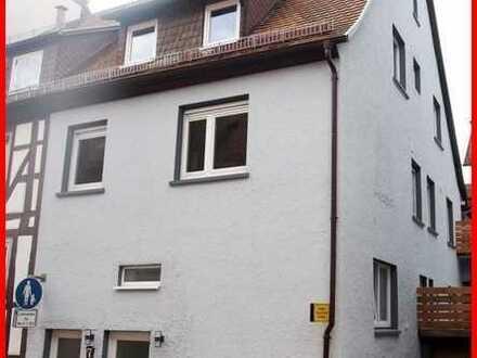 Modernisiertes Zweifamilienhaus im Herzen von Buchen
