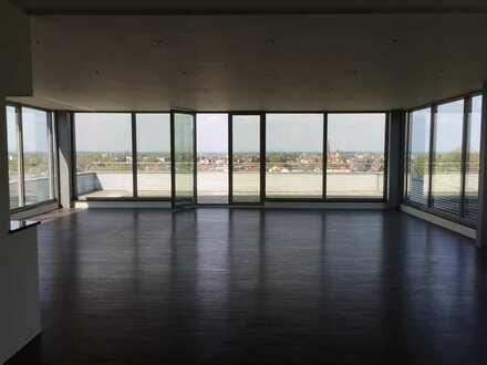 Penthouse-Wohnung mit außergewöhnlichem Blick über Bühl