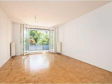 Ruhige 2-Zimmer-Wohnung mit Balkon in Ottobrunn-Riemerling