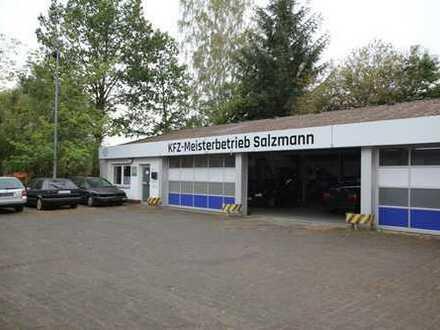 Halle-Werkstatt/KFZ