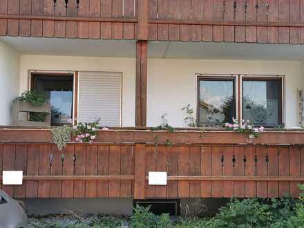 Schöne zwei Zimmer Wohnung in Ostallgäu (Kreis), Pfronten