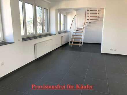 Wunderschöne 2-Zimmer- Maisonette-Wohnung im Stadtkern (Erstbezug)