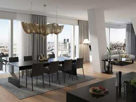 Wohnen auf einem neuen Level: 3-Zimmer-Wohnung in der 20. Etage mit Terrasse