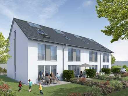 -LETZTES HAUS- Neubau großzügiger Reihenhäuser mit stufenlosen Zugang und über 35 m² Garten
