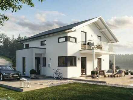 *** Individuell planbarer Neubau in Kaltenholzhausen- Feldrandlage (Version mit Keller)