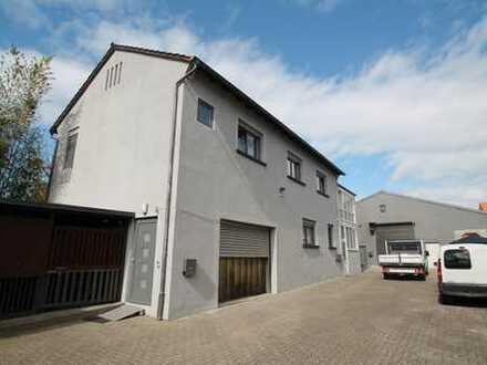 Gepflegtes Mehrfamilienhaus mit traumhafter Loftwohnung in Herxheim