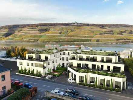 RESERVIERT - Rheintal-Terrassen - Ihr Zuhause am Fluss