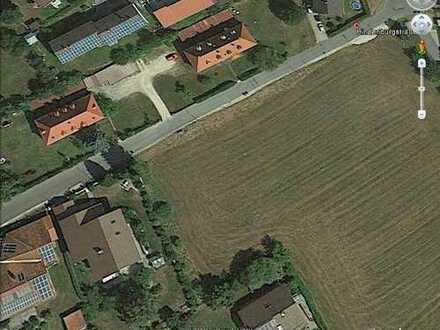 sonniges Baugrundstück in aussichtsreicher Lage von Zwiesel