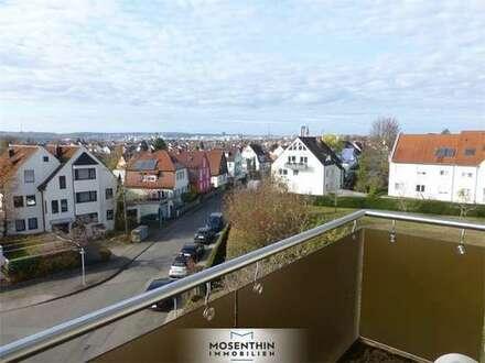 Helle Büroräume mit guter Raumaufteilung (DG) in S-Möhringen