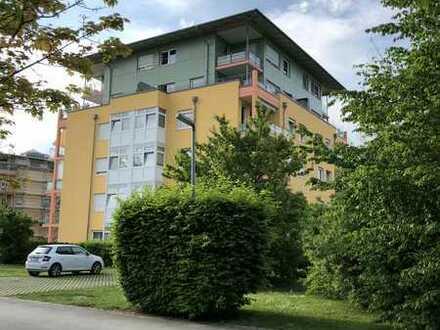 Schöne-Maisonette-Wohnung am Haslangpark in Ingolstadt