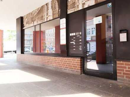 Helle, gut geschnittene Bürofläche im Herzen von Linden