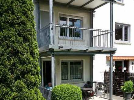 2-Zimmer-Wohnung mit Balkon in Ulm-West