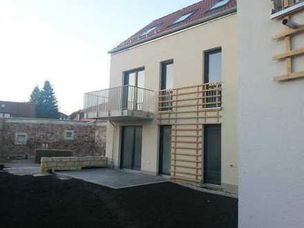 Modern Wohnen in dörflichem Ambiente + perfekte Infrastruktur- 4 Zimmer als Maisonette